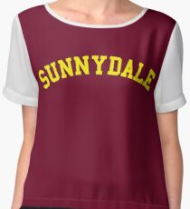 Sunnydale High School - Buffy Women's Chiffon Top