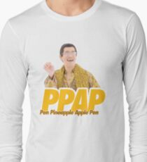 Pen Pineapple Apple Pen - PPAP T-Shirt