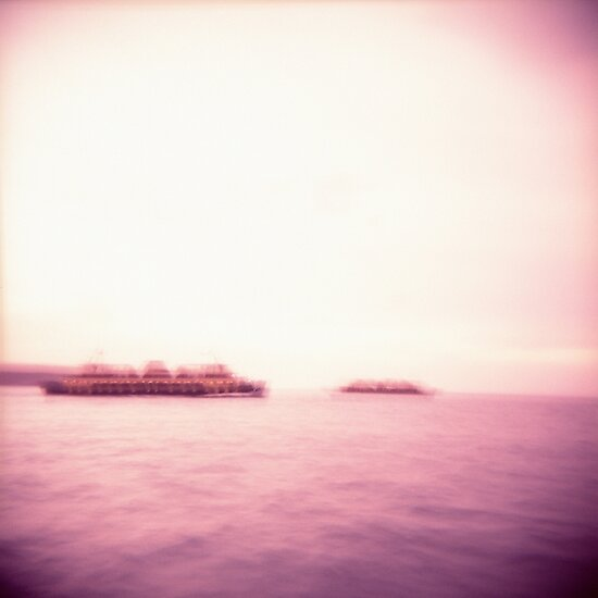 Sydney Manly Ferry by AtomicDesign