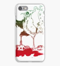 The Egg Thief iPhone Case/Skin