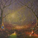 The Fairy Ring Party by Joe Gilronan