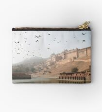 Jaipur Amber Fort Zipper Pouch