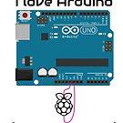 I love Arduino ...but I'm Pi-curious by Jon Catt