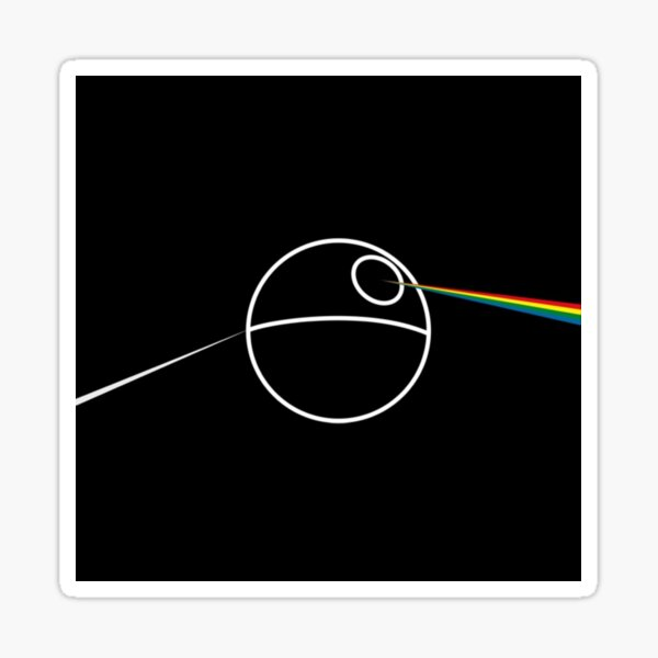 Death Floyd Sticker