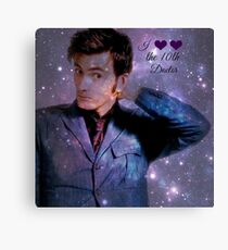 Love Doctor Canvas Print