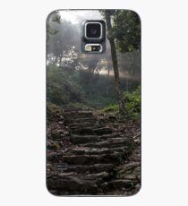 Stairs to the mountain  Case/Skin for Samsung Galaxy