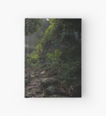 Stairs to the mountain  Hardcover Journal