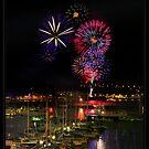 Torbay Fireworks by MDSPhotoimages