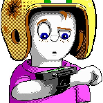 Commander Keen - Goodbye Galaxy by HumbleMister