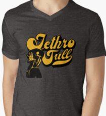 Jethro Tull V-Neck T-Shirt