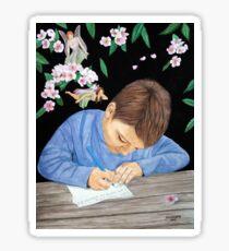 Children of the Wood - Little Mister Negotiator Sticker