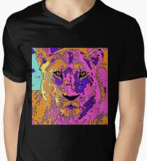 Psychedelic Lioness T-Shirt