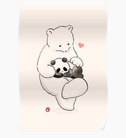 Panda Therapy Poster