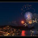 Dartmouth Fireworks by MDSPhotoimages