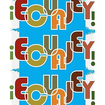 ¡ECUAJEY! by NomarLugo