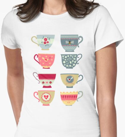 Tea Cups T-Shirt