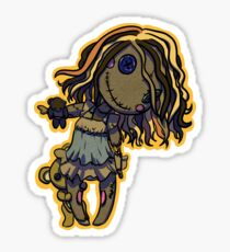 Chibi Doll Sticker
