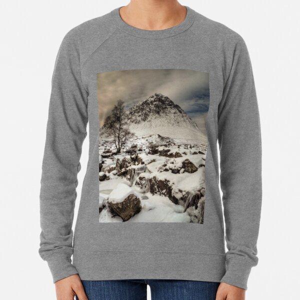 Buachaille Etive Mor, Glencoe, Scotland Lightweight Sweatshirt