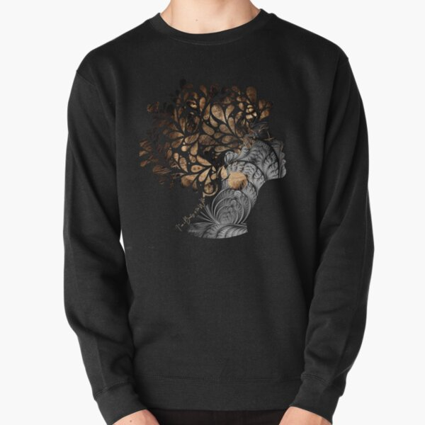 decoration, painting I am a beauty of the world T-shirts essential Pullover Sweatshirt