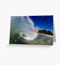 Far Out Greeting Card