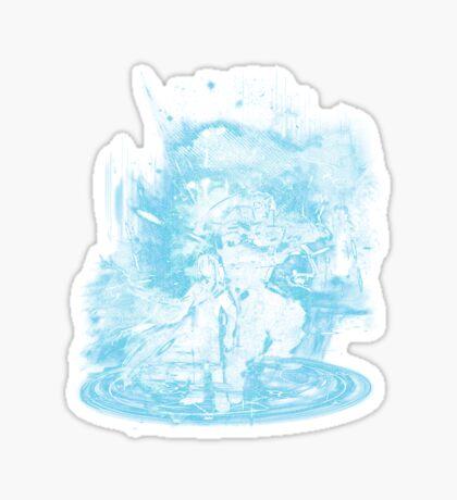 transmutation storm Sticker
