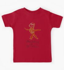 Daddy is grate Kids Tee