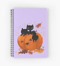 trick or treat! Spiral Notebook