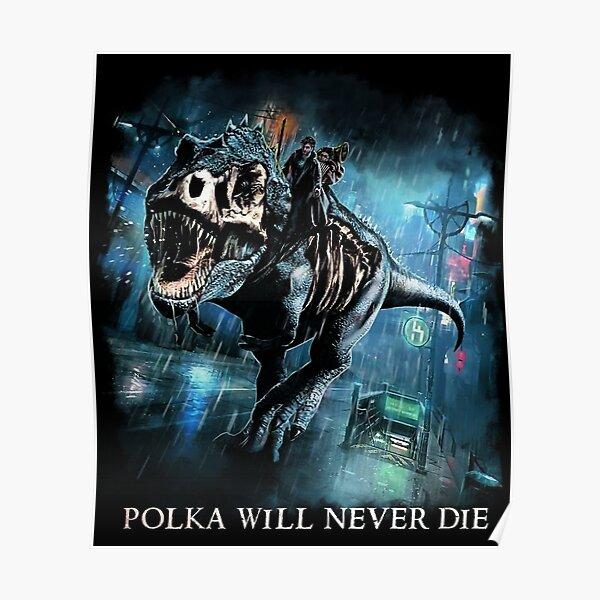 Riding A Rex Poster