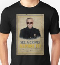 Officer Lee T-Shirt