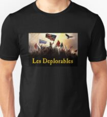 Les Deplorables Unisex T-Shirt