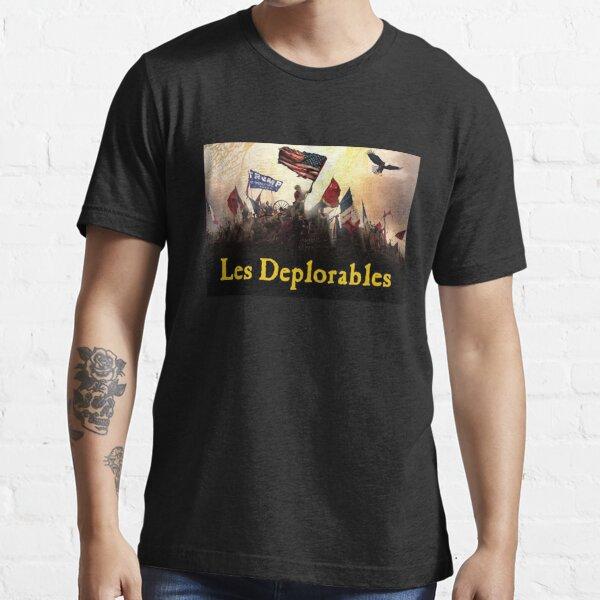 Les Deplorables Essential T-Shirt