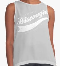 DISCOWGIRL - W Contrast Tank