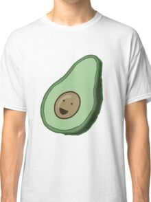 Happy Avocado Classic T-Shirt