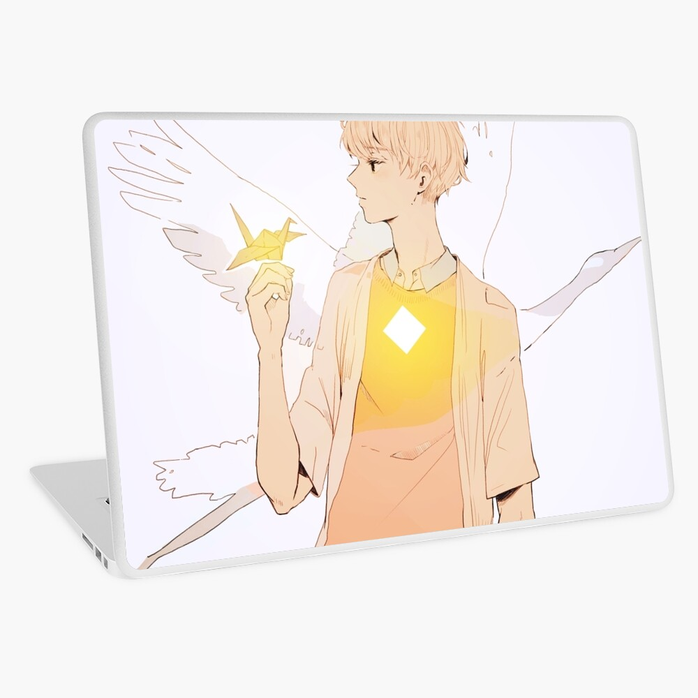 to become. Laptop Skin