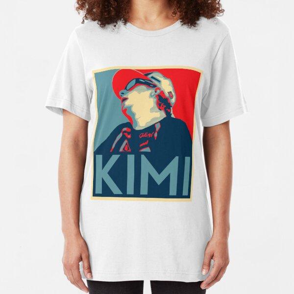 Kimi Räikkönen Hope Slim Fit T-Shirt