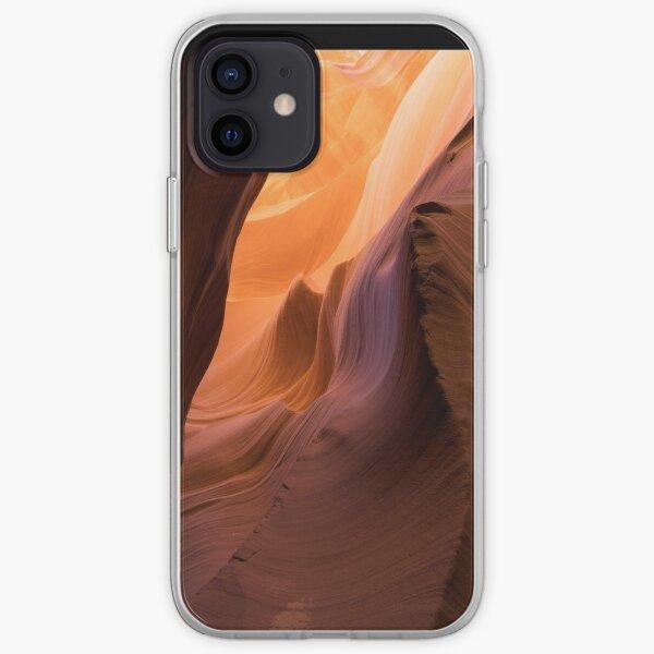 Sandstone Waves - Wide/Vertical iPhone Soft Case