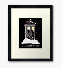 Christmas Sci-Fi - I Framed Print