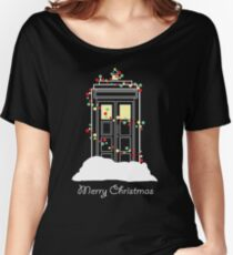 Christmas Sci-Fi - I Women's Relaxed Fit T-Shirt