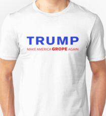Trump: Make America Grope Again T-Shirt