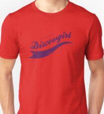 DISCOWGIRL - P T-shirt ajusté