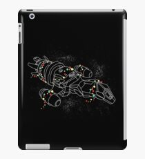 Christmas Sci-Fi - III iPad Case/Skin