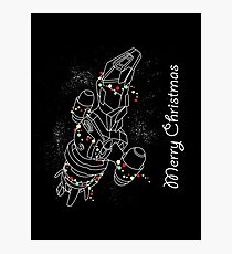 Christmas Sci-Fi - III Photographic Print