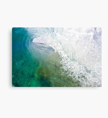 Coral Leinwanddruck