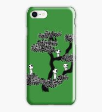 Kodama Tree iPhone Case/Skin