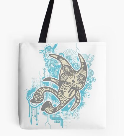 Trippy Floaters 7 Tote Bag