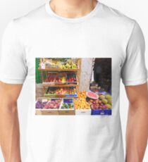 The Fruit And Vegetable Shop Unisex T-Shirt