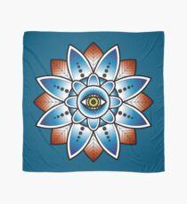 Psychedelic Eye Mandala Tuch