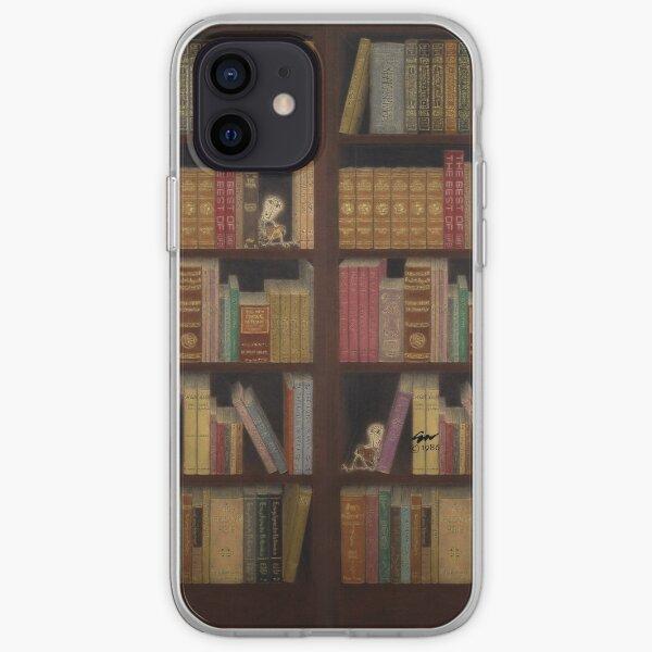 Bookcase Phone Case iPhone Soft Case