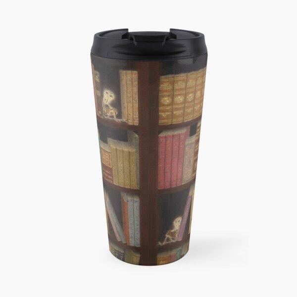 Book Case Travel Mug Travel Mug