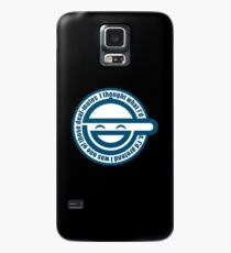 Laughing Man - GHOST IN THE SHELL Case/Skin for Samsung Galaxy